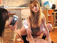 ティア 帰国子女のヤンキー娘がクラスメイトの性奴隷に堕ちる…