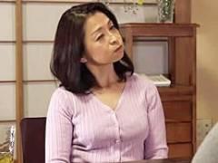 アパートの隣に住むお婆ちゃんを訪ねふくよかな完熟ボディを抱く! 遠田恵未