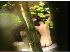 【風呂】これはやばいお尻のムチムチしたギャルたち!