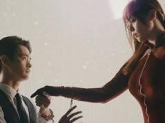 深田恭子さん、新ドラマでおっぱい谷間サービス連発【GIFあり】