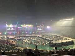 【悲報】 本日、ヤフオクドーム、乃木坂46のコンサートが酷かった模様wwwwwwwwww