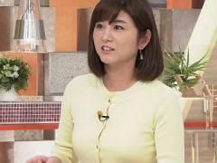 宇賀なつみアナ、フリー転身後初の他局テレビ出演。