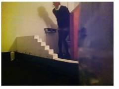 【盗撮+トイレ+おしっこ】ファッションショウの会場の洋式便所を隠し撮り!セクシーなセレブが小便してます。