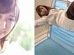 ドスケベ女医の相浦茉莉花さんがAVデビューで痴女ドエスプレイして3Pでは連続潮吹き