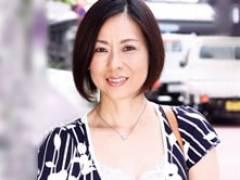 【初撮り熟女】「ダメ〜ッ!」五十路妻が他人棒でガン突され大絶叫イキ! 澤田一美