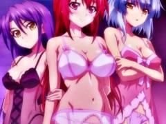 【新妹魔王の契約者 DEPARTURES】OVAだからってこんなにエロくていいのかwww終始セックスしまくりの一般アニメがこちらです♪