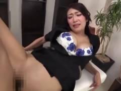 [小早川怜子 連続アクメ動画]「イグイグイグ~!!」熟女の止まる事のない性欲!
