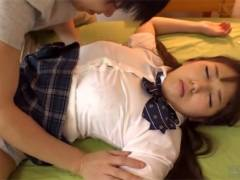 【エロ動画】家の中では無防備な妹が爆睡中に犯す鬼畜兄!