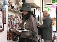【ヘンリー塚本】万引き癖のある中年女!容疑を否定するので強姦レイプした!浅井舞香