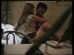 [盗撮]なかなかの美人なギャルとホテルに来た大学生!ラブホ盗撮動画です。