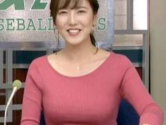 「全力!脱力タイムズ」小澤陽子アナのおっぱいとミニスカを楽しみに見てるヤツwwwwwww