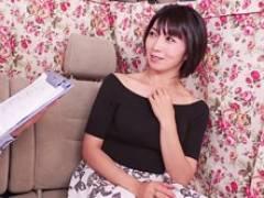 【熟女ナンパ】ショートカットが似合う47歳美魔女をGET、ホテルに連れ込みハメる!
