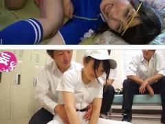 【エロ画像】スポーツウェアのままハメちゃってる女子たちwwww