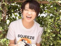 【馬場のん】宮崎出身で方言バリバリ、終始笑顔を絶やさない太陽のような田舎娘がスマイル満点AVデビュー!!
