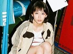 吉岡里帆、Instagramで生足ブルマショット披露。