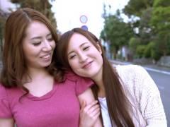 【レズAV】親友レズビアン~二人だけのヒミツをおしえてあげる~冴島かおり 佐伯春菜