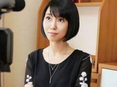【初撮り熟女】プロ声優のアラフォー童顔妻がアニ声でよがる! 黒崎恵麻