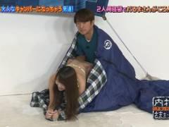 【セクハラ芸人】内村さまぁ~ず 2人用寝袋でだるまさんが転んだゲーム、大竹が本能むき出しで草wwwwwwww(画像あり)