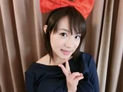 元新聞記者でTOEIC990点のAV女優・澁谷果歩、巨乳の魔女の宅急便のキキのコスプレを披露!!