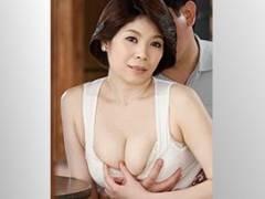 白石蓮 44歳 まだまだ張りのある乳房とお尻が男の股間を刺激して快感に身悶えオンナの顔に変わる四十路熟女!