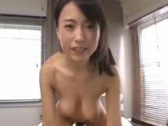 長瀬麻美 フェラやパイズリでたっぷり前戯したあとセックスする主観動画