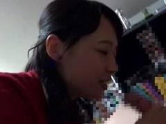 注文を聞きながら人生初童貞さん筆おろし! 安野由美