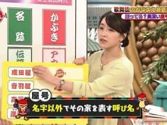NHK赤木野々花アナ、パッツパツになってる横乳がエロい。