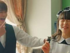 岡山の奇跡・桜井日奈子が初主演ドラマでメイドコスプレ顔射ぶっかけ