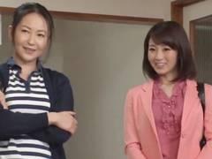 泊まりに来た妻の友人が魅力的すぎてガマンできない… 大島優香