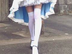【悲報】佐々木希さん、魔法少女みたいな格好をしてしまう・・・