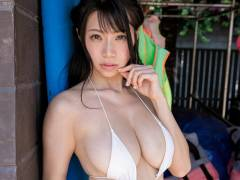 Hカップグラドル鈴木ふみ奈は体のエロさだけならグラビア界一といっても過言では無いよな