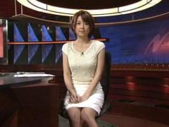 【画像】竹林でカーセックスを撮られた女子アナウンサー、エロい