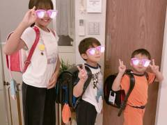 辻ちゃんが6年生にしか見えないランドセル姿を披露