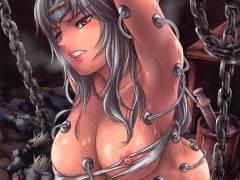 【モンハン】ヤバいクスリでラリった女ハンターが肉便器にされちゃうよ