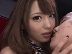 【桜井あゆ】男を骨抜きにする濃密接吻手コキ