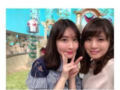 【悲報】小嶋陽菜さん、フジTVアナウンサーにルックスで公開処刑されるwwww